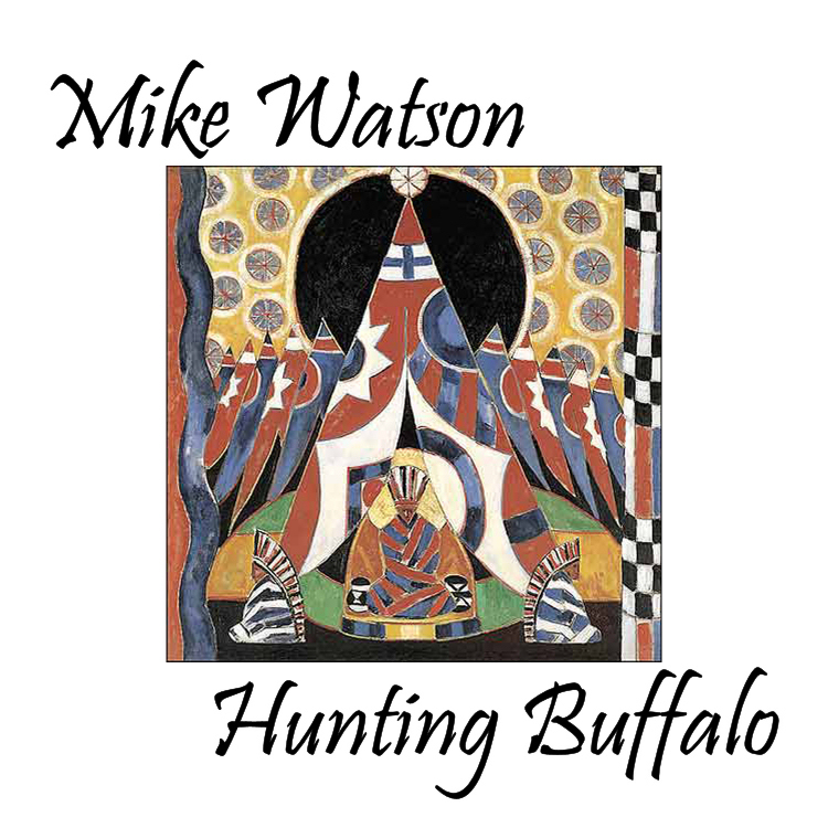 Hunting Buffalo CD Cover