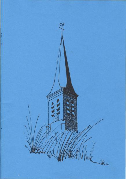 Genootschap Oud Zandvoort - De geschiedenis van de Nederlandse Hervormde kerk te Zandvoort