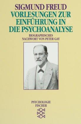 Download Vorlesungen zur Einführung in die Psychoanalyse.