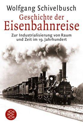 Geschichte der Eisenbahnreise.