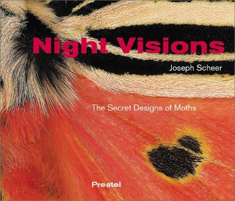Image for Night Visions: The Secret Designs of Moths