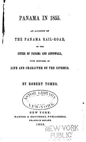 Download Panama in 1855.