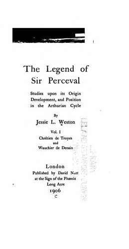 The legend of Sir Perceval