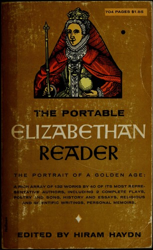 Download The portable Elizabethan reader