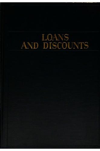Loans and discounts by