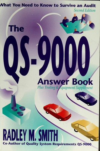 The QS-9000 answer book