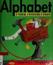 Alphabet Under Construction by Denise Fleming cover