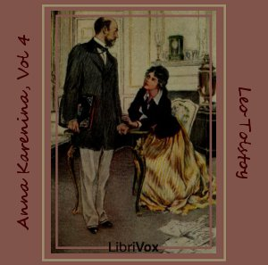 Anna Karenina- Book 4(4488) by Leo Tolstoy audiobook cover art image on Bookamo