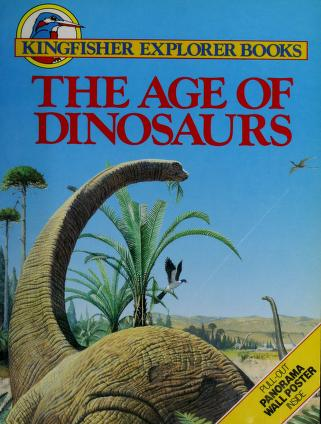 Cover of: The age of dinosaurs by Lambert, David