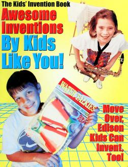 Cover of: Awesome inventions by kids like you! | Enzo Sleet
