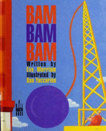 Cover of: Bam, bam, bam | Eve Merriam