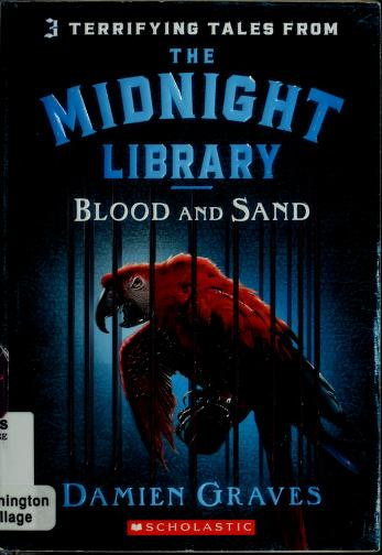 Blood and sand by David Savage