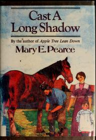 Cover of: Cast a long shadow   Mary Emily Pearce