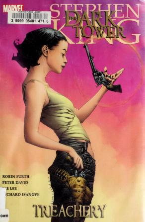 Cover of: The Dark Tower | Peter David
