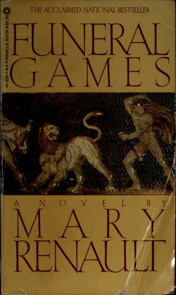 Cover of: Funeral games   Mary Renault