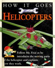 Cover of: Helicopters | Kate Scarborough
