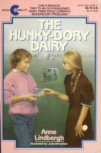 Cover of: The Hunky-Dory Dairy (Camelot) | Anne Lindbergh