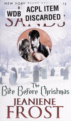 Cover of: The bite before Christmas | Lynsay Sands