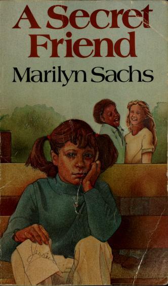 Cover of: Jessicas hemliga vän | Marilyn Sachs