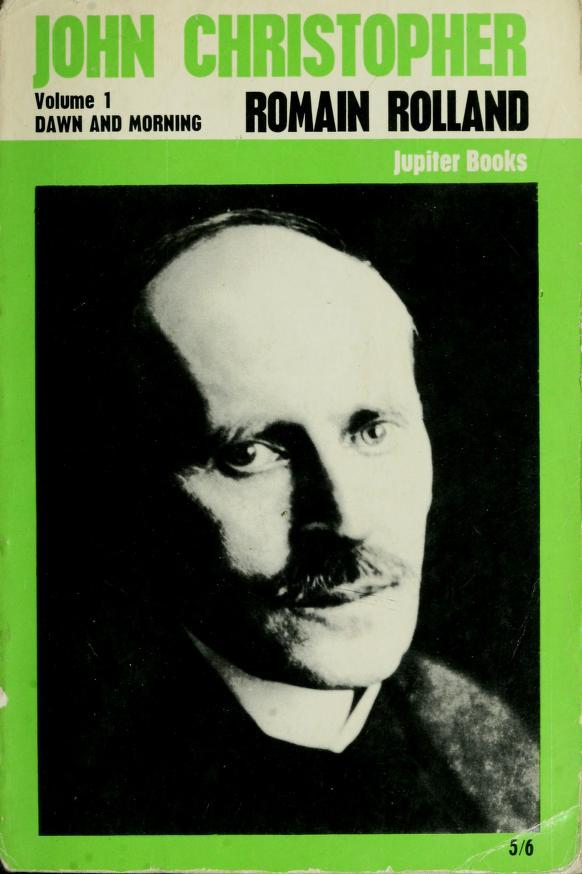 John Christopher by Romain Rolland