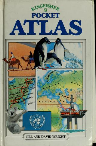 Cover of: Pocket Atlas | David Wright (undifferentiated), Wright, Jill