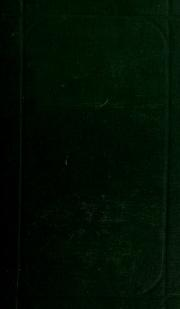 Cover of: The martyrdom of man | Winwood Reade