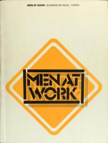 Cover of: Men at Work | Hay, Colin vocalist
