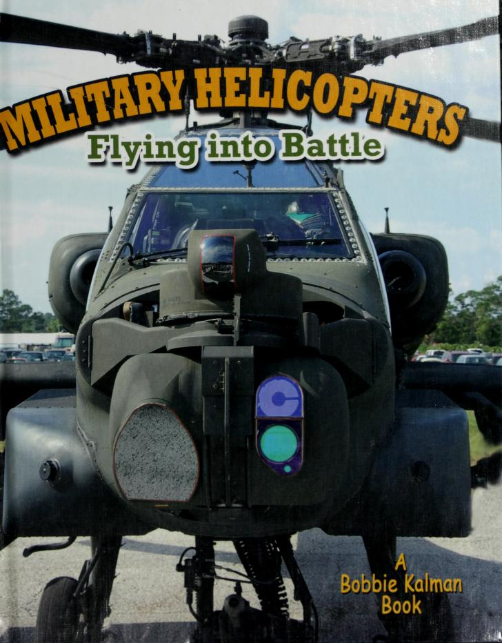 Military helicopters by Lynn Peppas