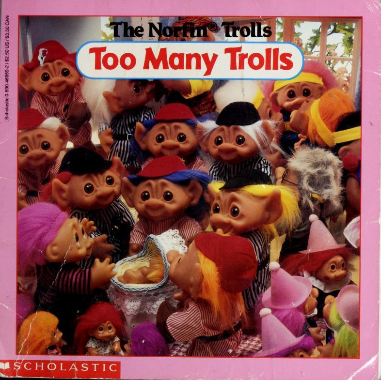 Norfin Trolls by Mitzy Kafka