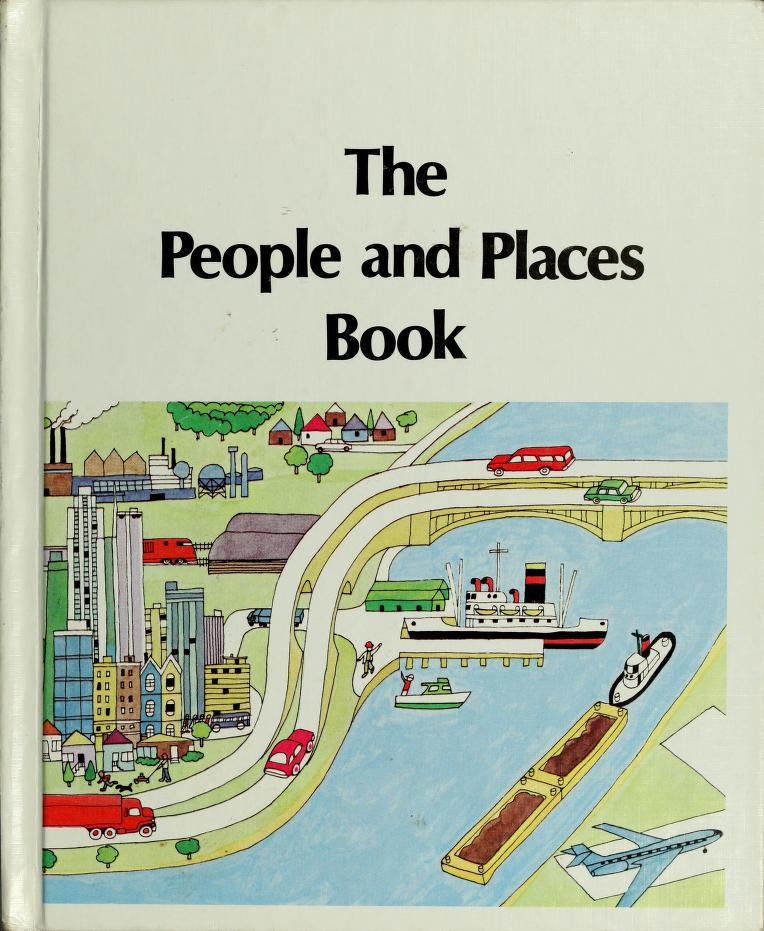 The people and places book by Clifton Fadiman