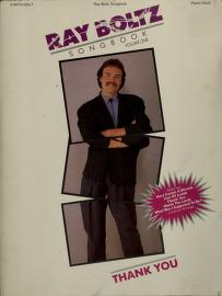 Cover of: Ray Boltz songbook | Ray Boltz