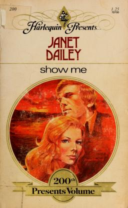 Cover of: Show me | Janet Dailey