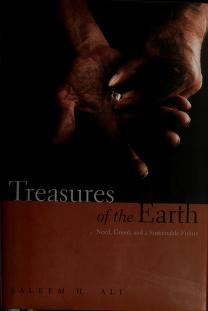 Cover of: Treasures of the earth | Saleem H. Ali