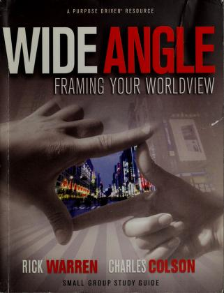 Cover of: Framing your worldview | Richard Warren