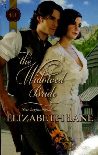 Cover of: The widowed bride | Elizabeth Lane