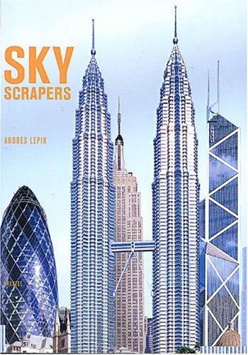 Sky scrapers by Andres Lepik