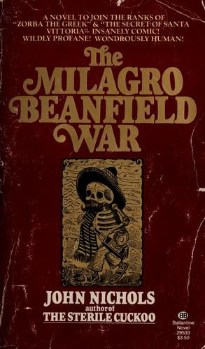 Download The Milagro Beanfield War By John Nichols