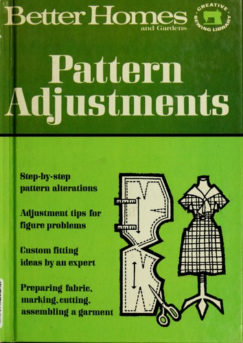 Pattern adjustments by