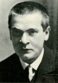 Photo of Georg Trakl