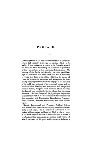The Principles and practice of obstetrics by Gunning S. Bedford