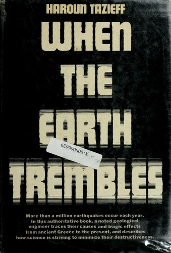 When the earth trembles.